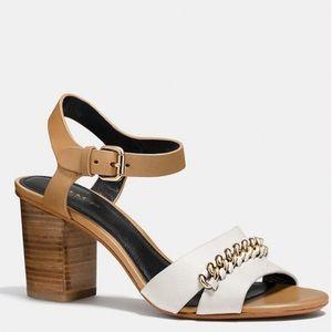 Coach   Phoebe Ankle Strap Sandal